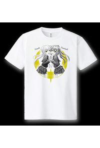 ドライメッシュTシャツ 皐月文月 Mサイズ