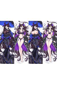 Fate/Grand Order 紫式部 2枚重ね脱着式 抱き枕カバー FGO FateGO フェイト/グランドオーダー むらさきしきぶ 萌工房 mz10265-3