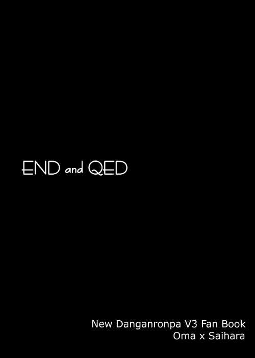 END and QED