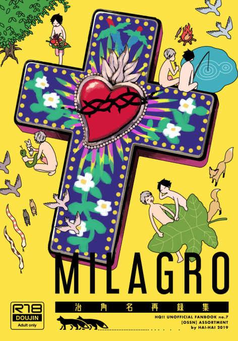 MILAGRO [這い這い(はなお)] ハイキュー!!