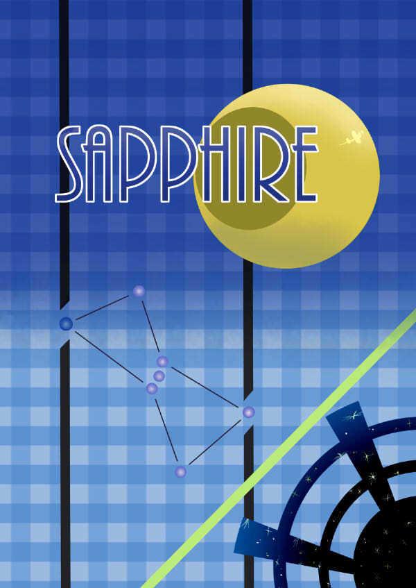 SAPPHIRE [神風堂(神空 うたう)] TIGER & BUNNY
