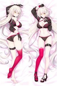 Fate/Grand Order-R18ジャンヌ(オルタ水着姿) 抱き枕カバー新作【18103-2】