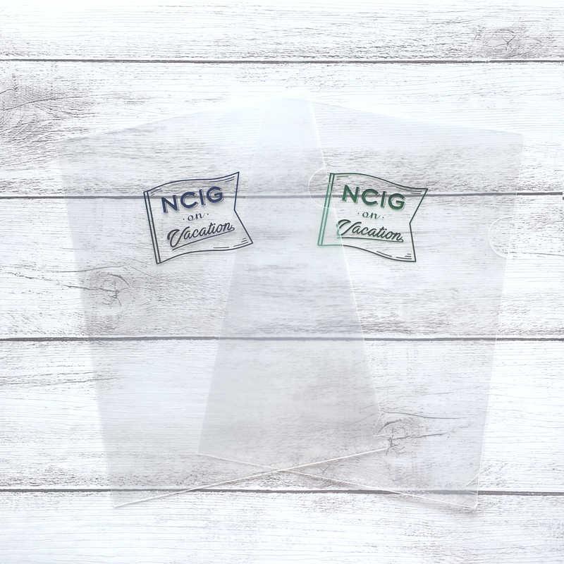 NCIGonVacationクリアファイル