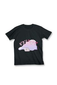 【Tシャツ size L】溶けるメイドちゃん