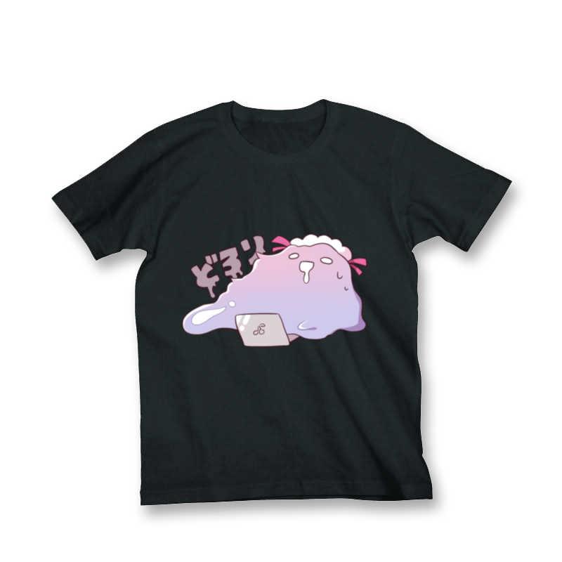 【Tシャツ size S】溶けるメイドちゃん [とらのあなクラフト公式(とらのあなクラフト公式)] オリジナル