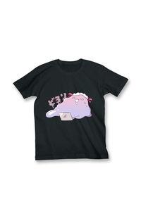 【Tシャツ size S】溶けるメイドちゃん