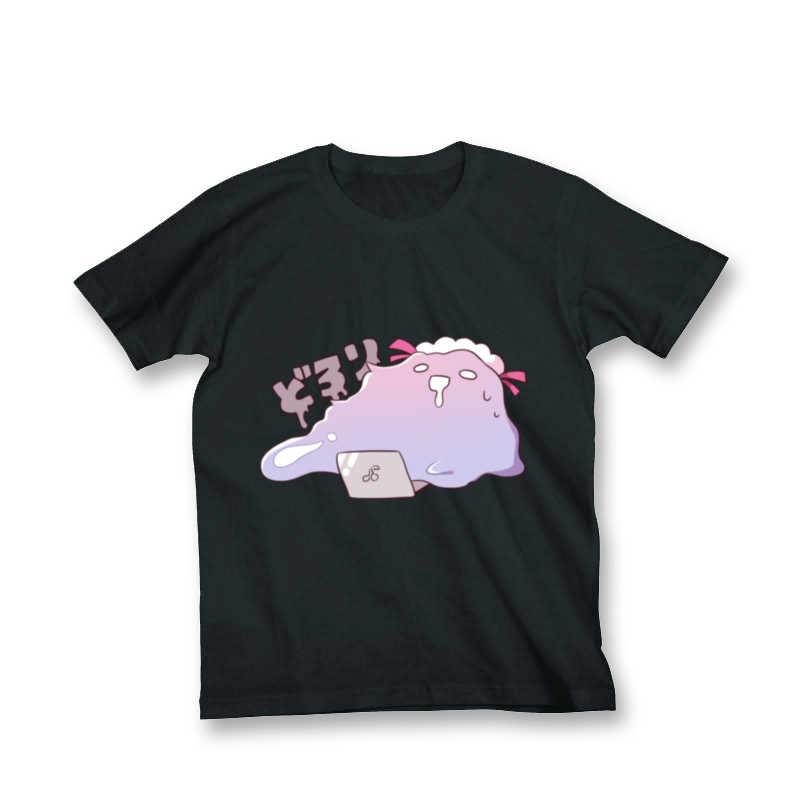 【Tシャツ size M】溶けるメイドちゃん [とらのあなクラフト公式(とらのあなクラフト公式)] オリジナル