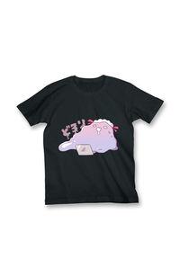 【Tシャツ size M】溶けるメイドちゃん