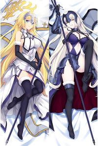 Fate/Grand Order +ジャンヌ・ダルク&ジャンヌ・ダルク・オルタ 抱き枕カバー【16323】