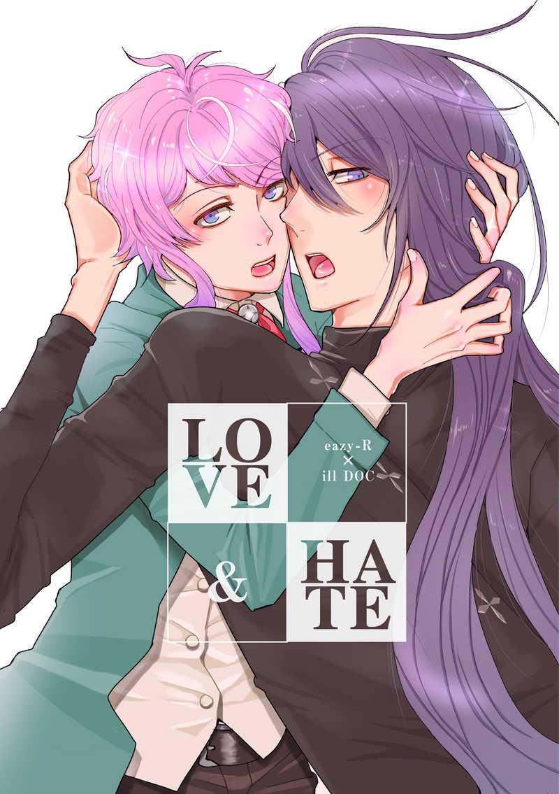 LOVE & HATE [KNCworks(こんの千羽)] ヒプノシスマイク