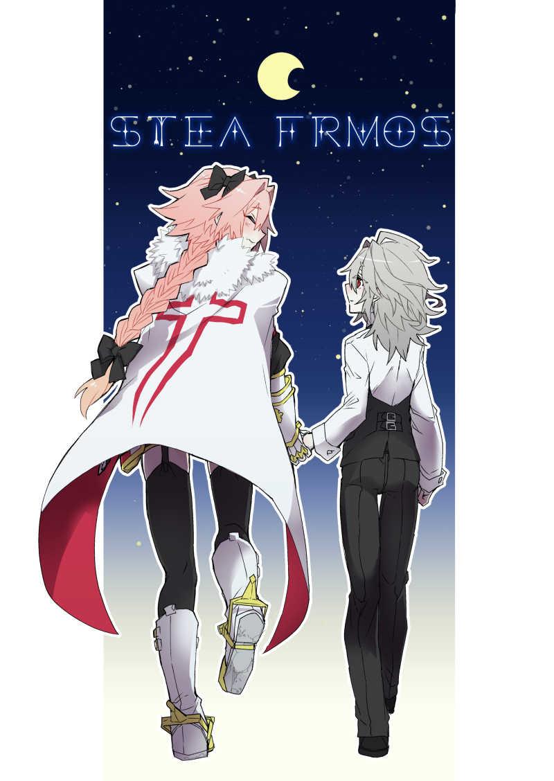STEA FRMOS [ITOPAN!(ハオロ)] Fate