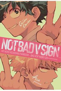 NOT BAD V SIGN