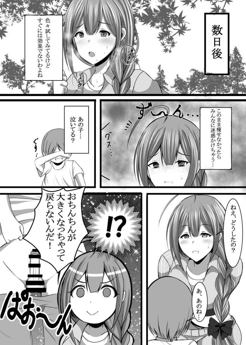 アイドルがハメる本 ~桑山千雪編~