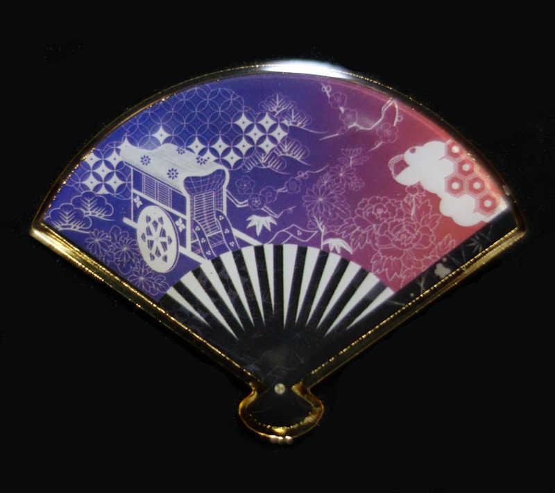 東方プレミアムピンバッジ(幽々子) [Phantasmsnow(YUKITAKA)] 東方Project
