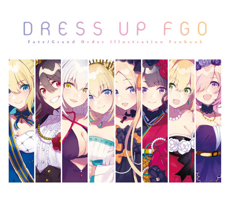 DRESS UP FGO