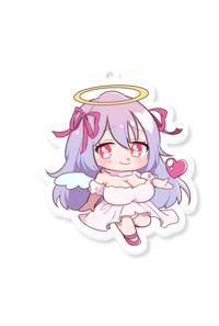 【アクリルキーホルダー】天使なメイドちゃん