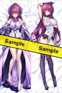Fate/Grand Order-スカサハ-抱き枕カバー【0828】