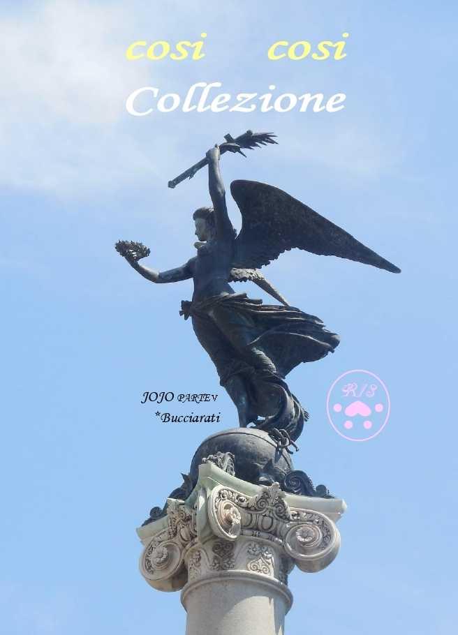 cosi cosi Collezione [cosi cosi(トーコ)] ジョジョの奇妙な冒険