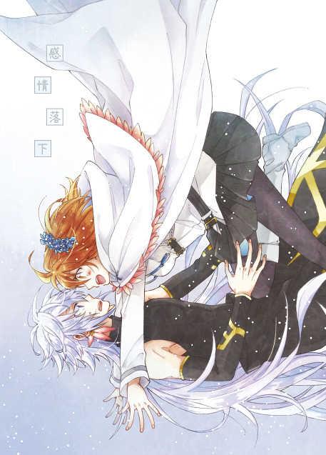 感情落下 [星恋鳥(香椎司)] Fate/Grand Order