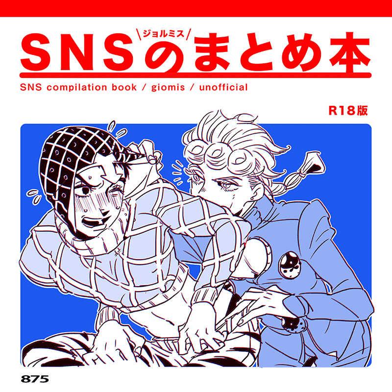SNSのまとめ本 R18 [875(花子)] ジョジョの奇妙な冒険