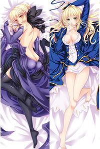 Fate/Grand Order +セイバー 抱き枕カバー【18027】