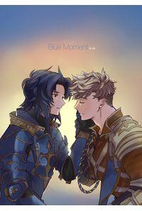 Blue Moment