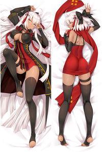 Fate/ Grand Order +沖田総司 オルタ 抱き枕カバー新作【18078】