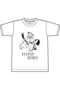 アズールレーンTシャツ04イラストリアス(XLサイズ)