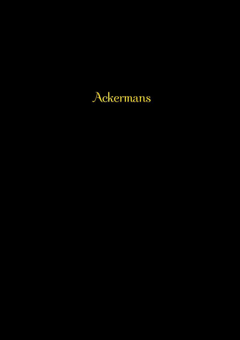 Ackermans