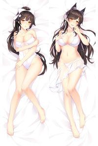 アズールレーン 愛宕&高雄 抱き枕カバー【オマケ付】
