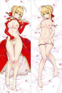 Fate/Grand Order-R18ネロ 抱き枕カバー【0717】
