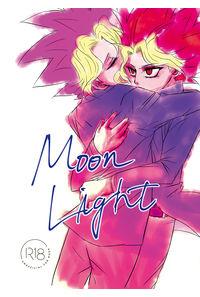Moonlight Crimson Night