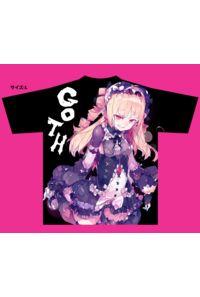 【グッズ】GOTH Tシャツ黒ver.