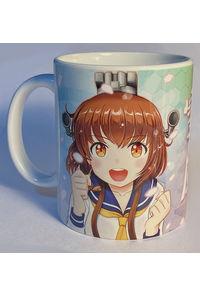 雪風マグカップ