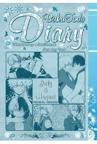 Bakugo Todoroki Diary4  July&August
