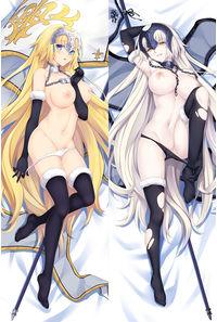 Fate/Grand Order +R18ジャンヌ・ダルク&ジャンヌ・ダルク・オルタ 抱き枕カバー【16323R】