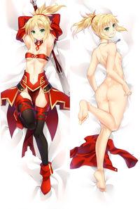 Fate /grand order +R18モードレッド 抱き枕カバー【17040R】
