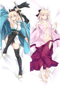 Fate /grand order +沖田総司 抱き枕カバー【17039】