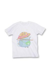 【Tシャツ size M】虫取りGopherくん