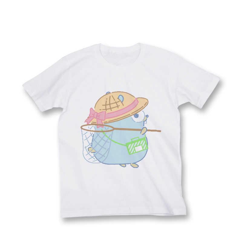【Tシャツ size L】虫取りGopherくん [とらのあなクラフト公式(とらのあなクラフト公式)] その他