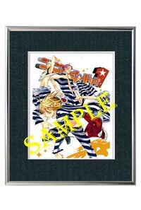 「ラッキードッグ1」10th ART GALLERY 複製イラスト「ラッキードッグ1」【2次受注】