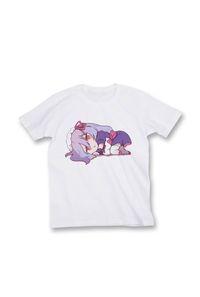 【Tシャツ size M】横になるメイドちゃん