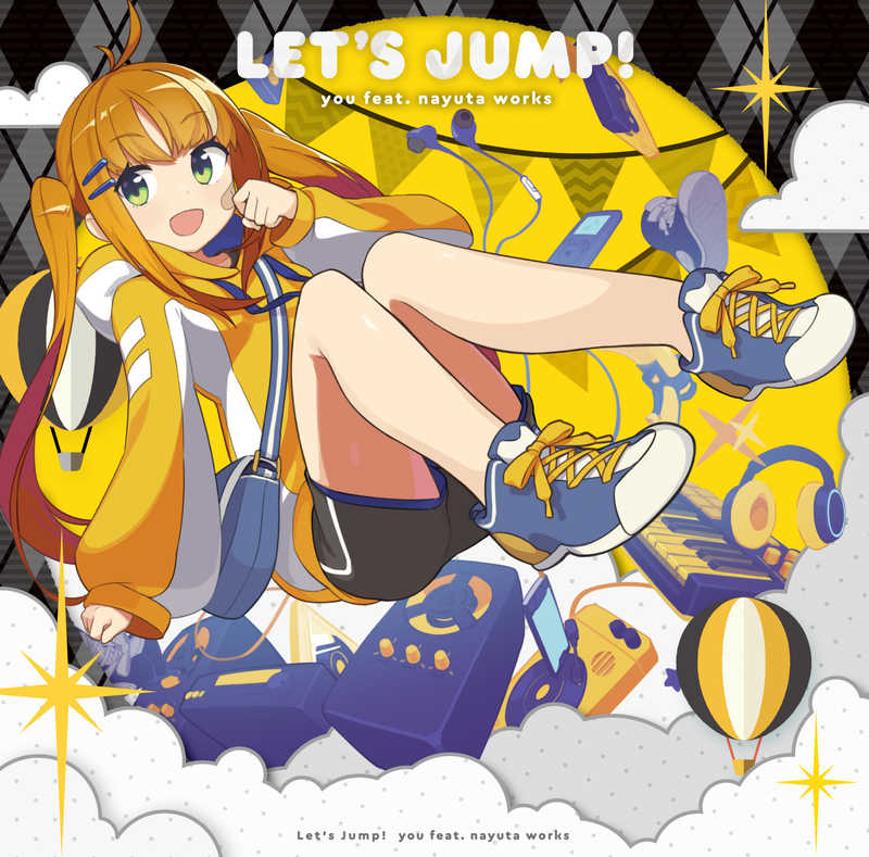 Let's Jump! - you feat. nayuta works - [J-NERATION(you)] オリジナル