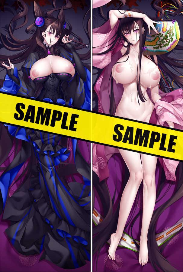 Fate/GrandOrder +R18紫式部 抱き枕カバー最新作【0861】 [eb(麦芽堂)] Fate/Grand Order
