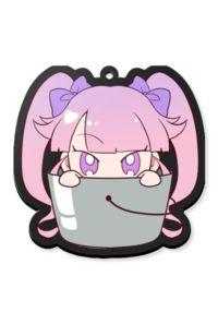 【アクリルキーホルダー】Bucketアイコン メイドちゃん
