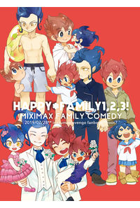 HAPPY*FAMILY1,2,3!