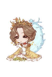 血の女王 アクリルキーホルダー