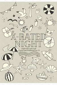 X-RATED NIGHT