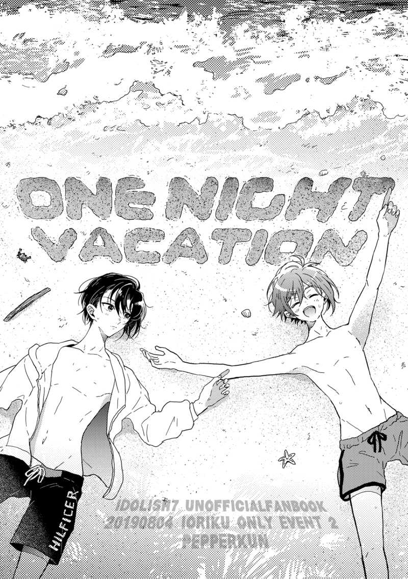 ONE NIGHT VACATION