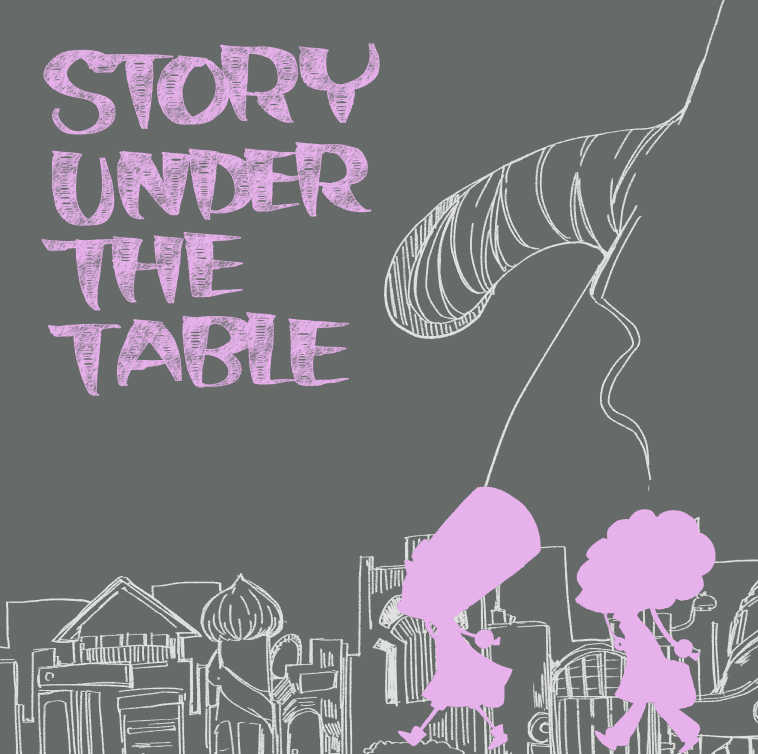 Story Under the Table [中田市東口(諏訪)] 鬼灯の冷徹